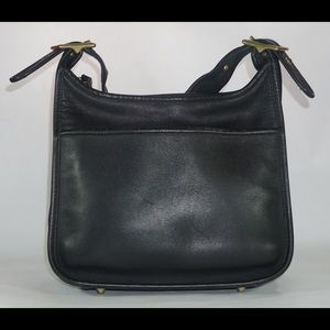 Coach Legacy Bag Vintage Black Leather